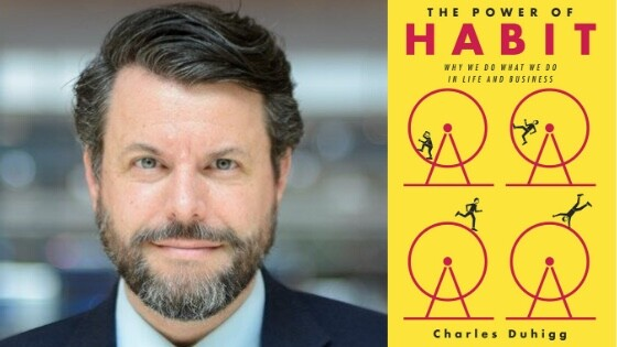 charles duhigg - the power of habits