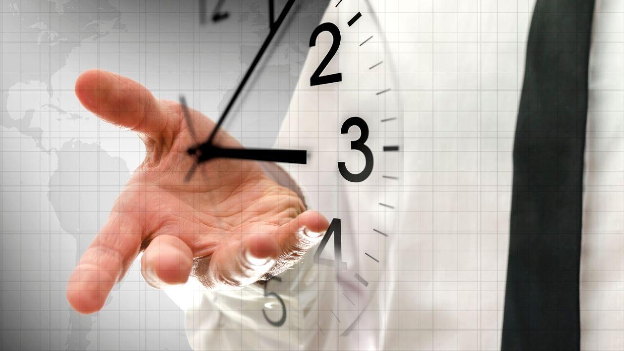 Time manager - migliorare la produttività personale